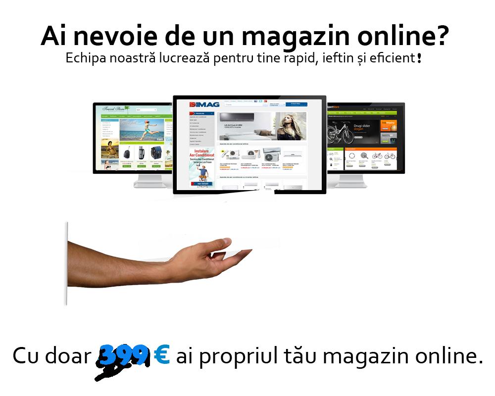 Creare Website